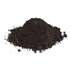 Compost grond losgestort - Zandink